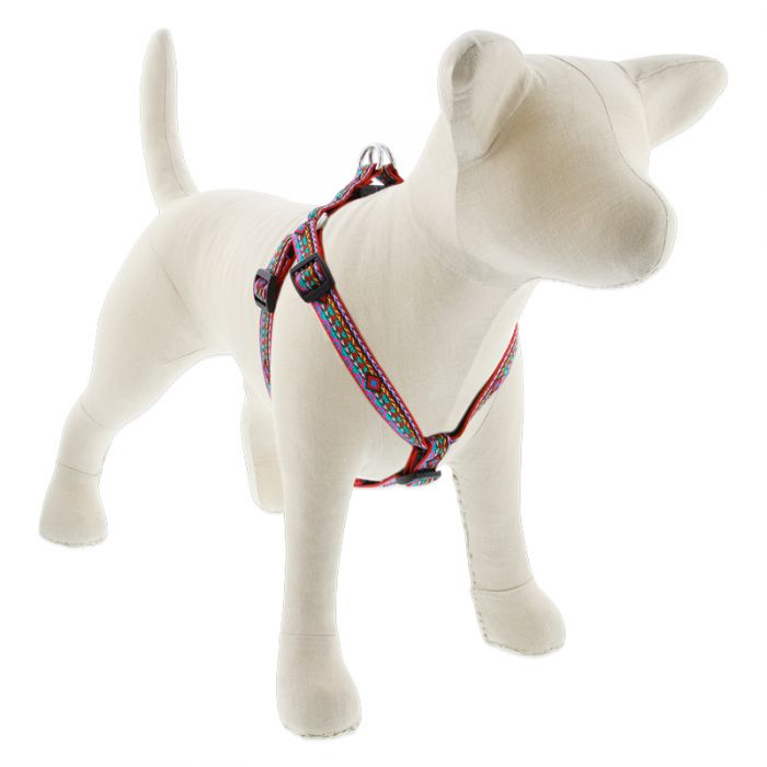 "LupinePet El Paso Dog Harness, 15""-21"""