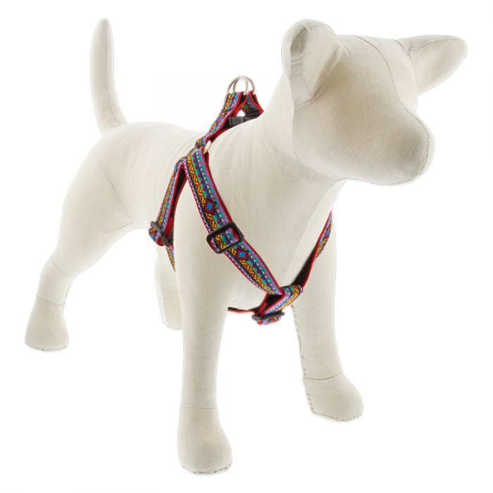 "LupinePet El Paso Dog Harness, 24""-38"""