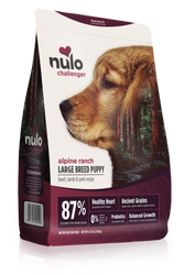 Nulo Challenger Alpine Ranch Large Breed Puppy Food