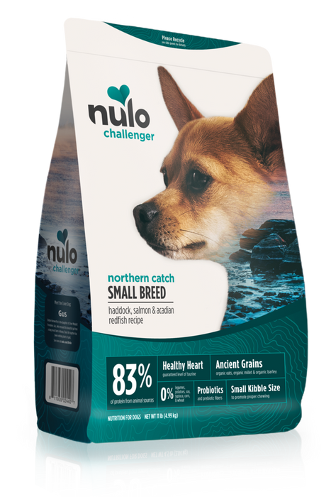 Nulo Challenger Northern Catch Small Breed Dog Food