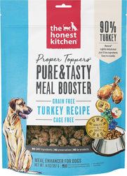 The Honest Kitchen Proper Toppers Turkey Dog Food, 5.5 oz