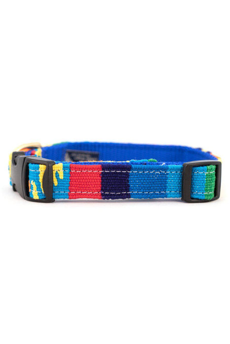 A Tail We Could Wag Fiesta Dog Collar