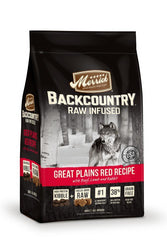 Merrick Backcountry Great Plains Red Meat Recipe Dry Dog Food