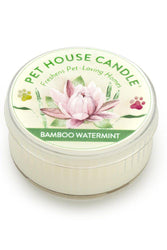Pet House Candle Bamboo Watermint, 1.5 oz