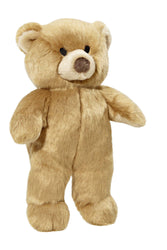 Fluff and Tuff Mr. Honey Bear stuffed Dog Toy
