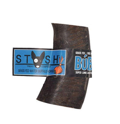 Buba Chew Water Buffalo Horn Dog Treat