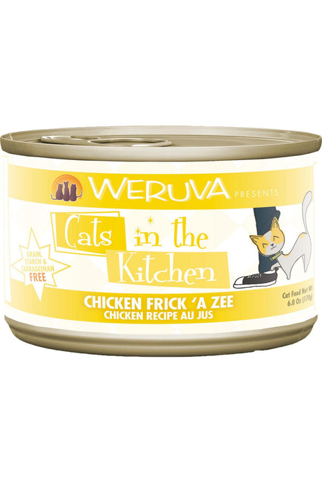 Cats In The Kitchen Chicken Frick A Zee wet Cat Food