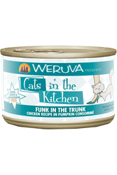 Cats in the Kitchen Funk In The Trunk Chicken & Pumpkin Canned Cat Food
