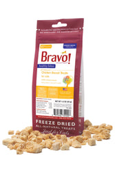 Bravo! Healthy Bites Chicken Breast Freeze-Dried Treats for Cats