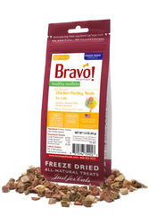 Bravo! Healthy Medleys Chicken Medley Freeze-Dried Treats for Cats