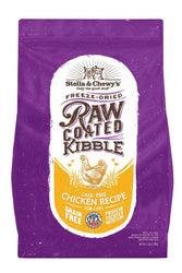 Stella and Chewy's Chicken Raw Coated Dry Cat Food