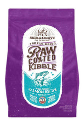 Stella and Chewy's Salmon Raw Coated Dry Cat Food