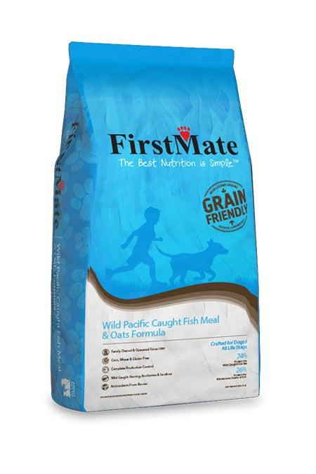 FirstMate Fish and Oats Dry Dog Food