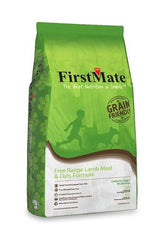 FirstMate Lamb and Oats Dry Dog Food