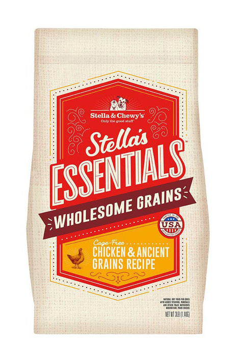 Stella and Chewy's Essentials Chicken and Ancient Grains Dry Dog Food