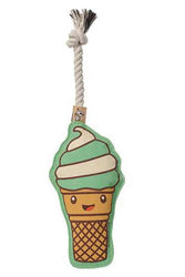 Ore' Pet Ice Cream Rope Dog Toy