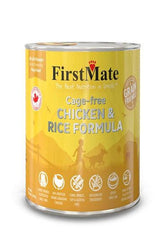 FirstMate Chicken with Rice Canned Dog Food