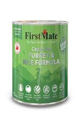 FirstMate Turkey and Rice Canned Dog Food