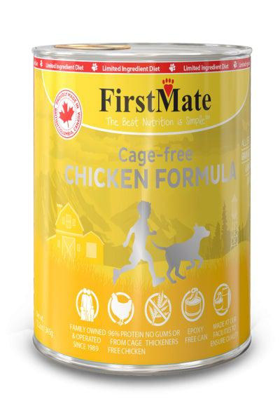 Firstmate Chicken Canned Dog Food