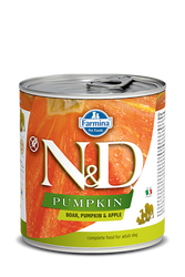 Farmina N&D Pumpkin, Boar & Apple Canned Dog Food