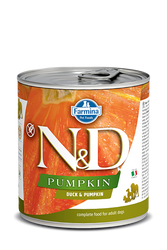 Farmina N&D Duck & Pumpkin wet Dog Food