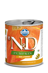Farmina N&D Quail & Pumpkin wet Dog Food
