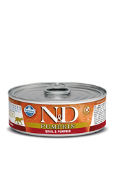 Farmina N&D Quail & Pumpkin Canned Cat Food