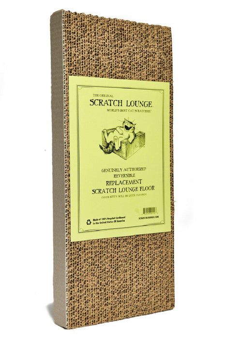 Scratch Lounge Original Scratch Lounge Cat Toy