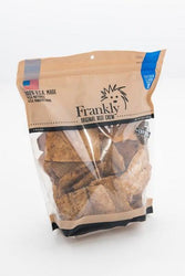 Frankly All Natural Chicken Flavored Beef Cheek Chips Value Bag