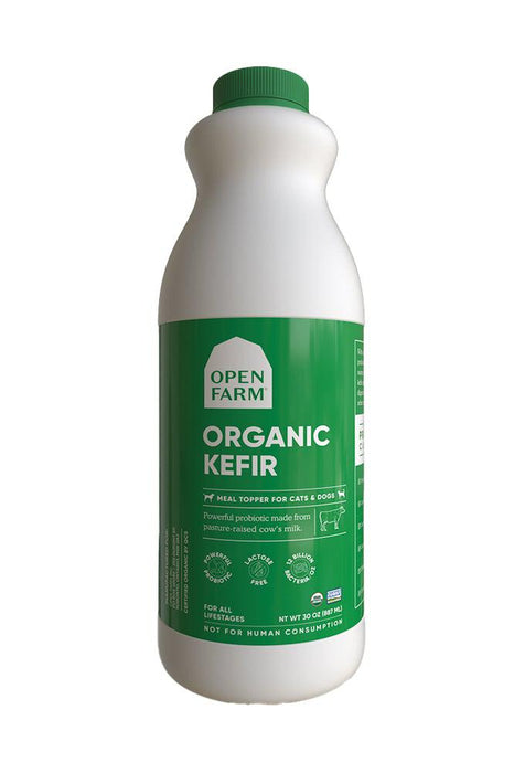 Open Farm Cow's Milk Kefir Dog Supplement