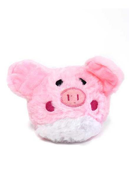 Patchwork Pet Pricklets Pig Dog Toy