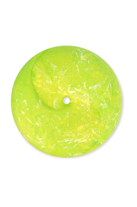 P.L.A.Y. ZoomieRex InfiniDisc Lime Dog Toy