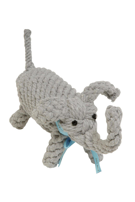 Jax & Bones Coco the Elephant Rope Dog Toy