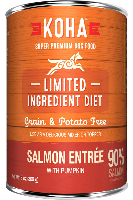 Koha Salmon Entree Canned Dog Food