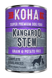 Koha Kangaroo Stew Canned Dog Food