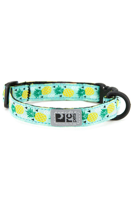 RC Kitty Breakaway Collar Pineapple Parade