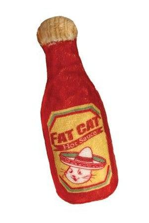 Kittybelles Fat Cat Hot Sauce Cat Toy