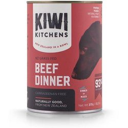 Kiwi Kitchens New Zealand Beef Canned Dog Food