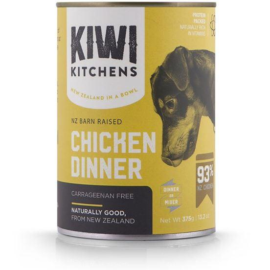 Kiwi Kitchens Chicken Canned Dog Food