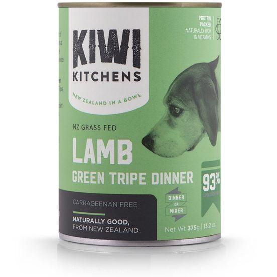 Kiwi Kitchens Lamb Green Tripe Canned Dog Food