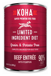 Koha LID Beef Entr e for Dogs