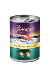 Zignature Salmon Canned Dog Food