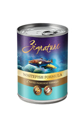 Zignature Whitefish Canned Dog Food