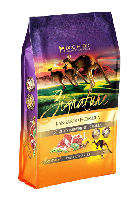 Zignature Kangaroo Dry Dog Food