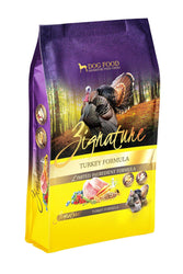 Zignature Turkey Dog Food