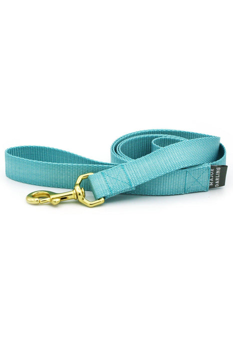 Major Darling Ice Blue Dog Leash