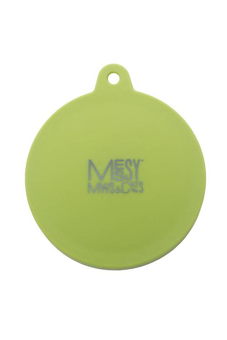 Messy Mutts Silicone Can Cover, Green