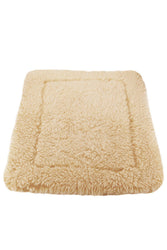 HuggleFleece Dog Crate Mat, Large