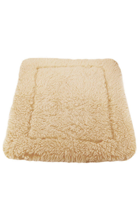 HuggleFleece Dog Crate Mat, X-Small
