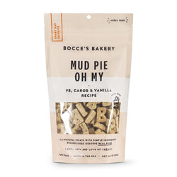 Bocce's Everyday Biscuits Mud Pie Oh My Dog Treats